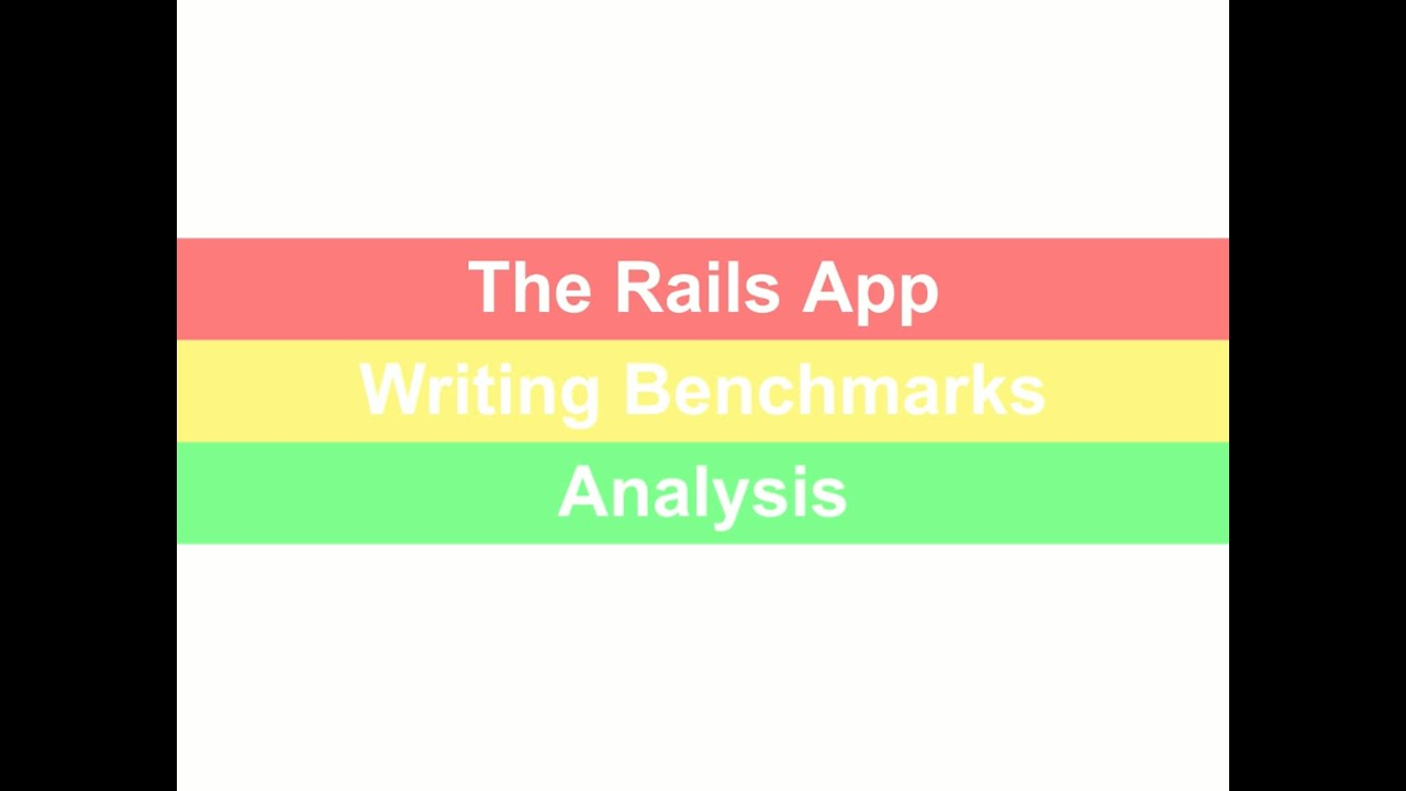 The Rails App Writing Benchmarks Analysis - zzak