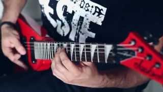 "Testament ""D.N.R. (Do not Resuscitate)"" Guitar cover   Lucas Aldi"