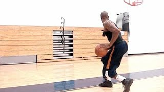Slow-Mo Move: Crossover Step, Back-Thru-Behind, Crossover Finish | @DreAllDay