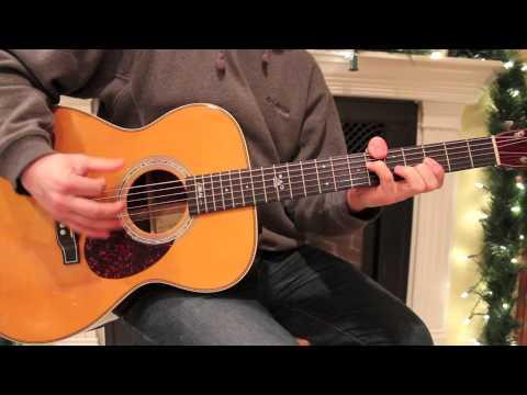 John Mayer - NEON - Martin OM-28JM