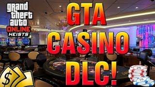 GTA V CASINO UPDATE ALL NEWS