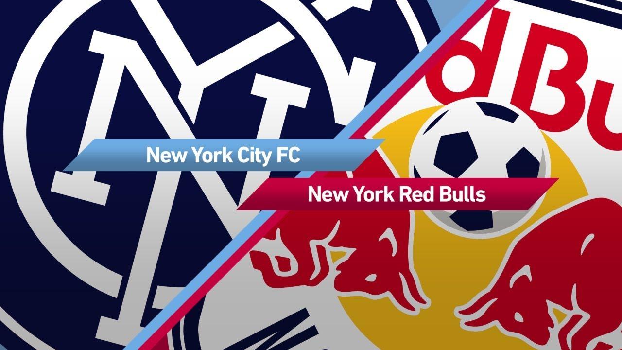 Image result for new york red bulls vs New York City Football Club