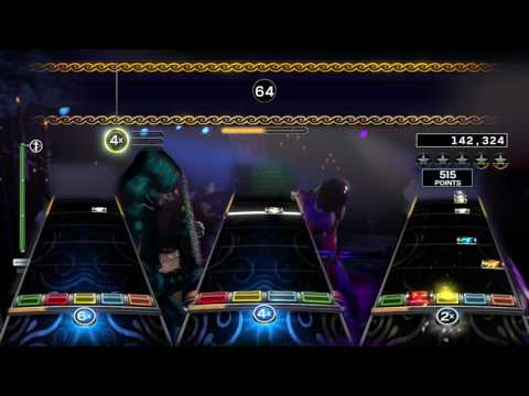 Rock Band 4 - Through the Fire and Flames by Dragonforce - Expert - Full Band