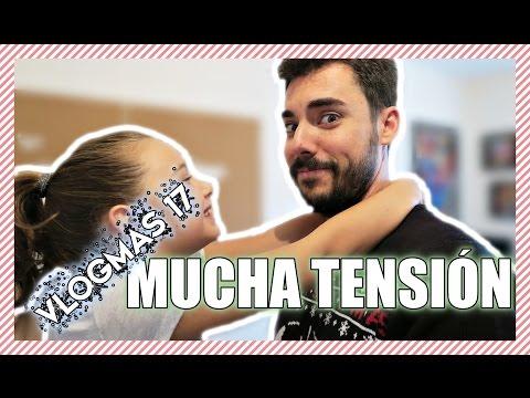 REACCIÓN DE ELAIA AL CONOCER A FRAN ❄️ VLOGMAS DÍA 17 ❄️