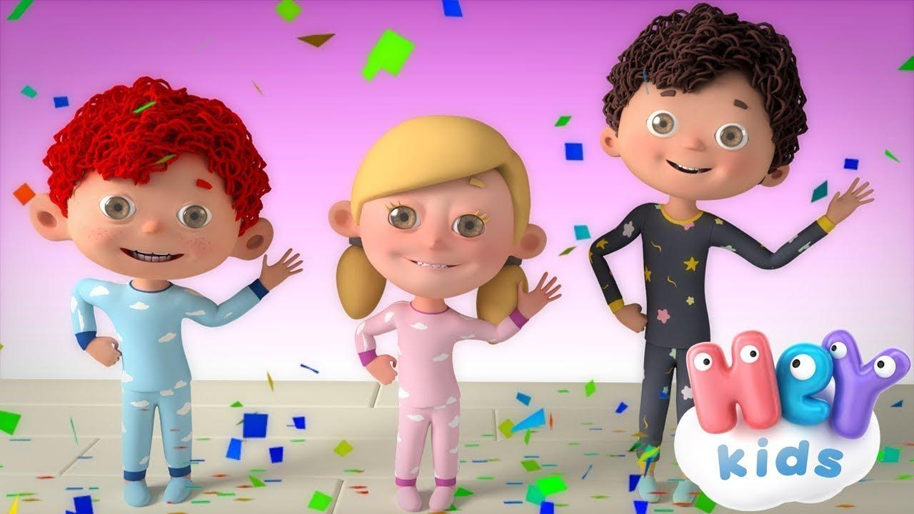 Demos La Vuelta Looby Loo - Canciones Infantiles Para Bailar | HeyKids Español