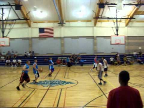 Week 2 Team Zoe vs Broadmoor Boys