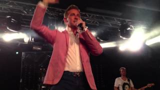 Christoff - Live On Tour Overijse - Een Ster & Sweet Caroline (24/08/2012)