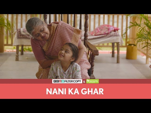 FilterCopy | Nani Ka Ghar | नानी का घर | Ft. Sulbha Arya