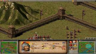 Dragon Throne Battle of Red Cliffs - Cao Cao Level 7 - Part 1