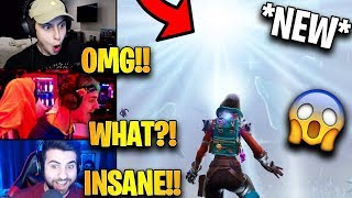 """Streamers React to """"CUBE EVOLVING"""" Butterfly Event Live! *NEW WORLD* 