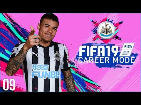 FIFA 19 | Newcastle Career Mode | S4 Ep9 - EA KILLED ME OFF!! thumbnail