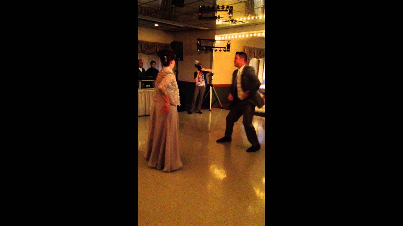 Mom Son Wedding Dance Funny Harlem Shake