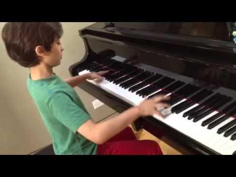 Rio Mangini Chopin Revolutionary Etude