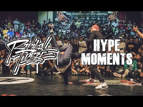 HYPE MOMENTS | RADIKAL FORZE JAM 2019