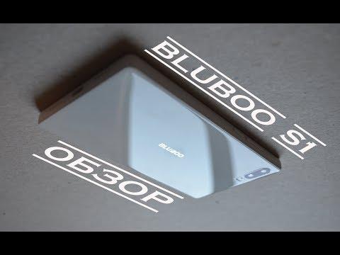 Bluboo S1. WHITE. 4/64. Самый ПОДРОБНЫЙ ОБЗОР смартфона.
