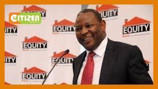 JKLIVE   Dr. James Mwangi explains Equity Bank's 'Wings to Fly' program