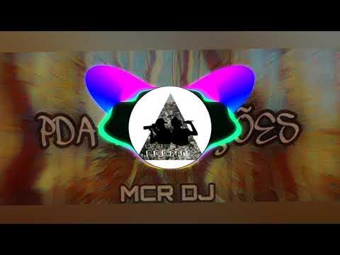 MEGA FUNK - FORTEMENTE - MCR DJ (PDA PROD.)🙏📿🎚🎛🚂