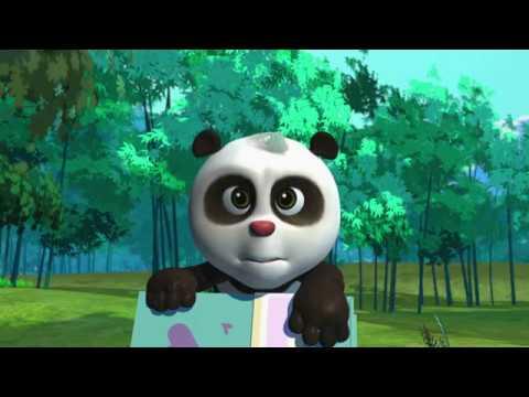Krtek a panda epizoda 3 - Krtkův nový dům