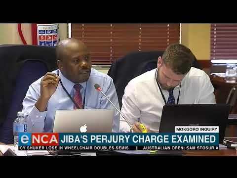 Jiba's perjury charge examined