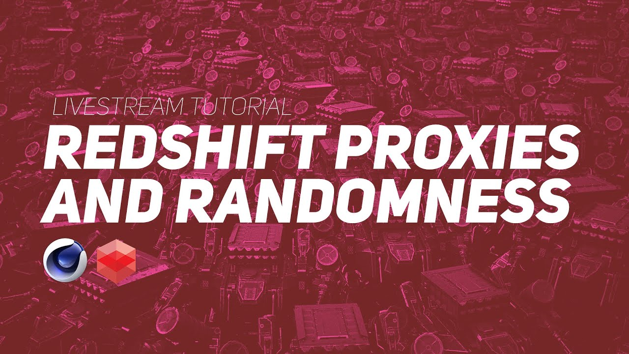 Redshift for C4D: Redshift Proxies and Randomness