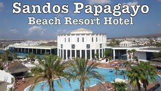 Sandos Papagayo Beach Hotel Resort Arena 2018 Playa Blanca Lanzarote