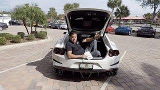 Ferrari GTC4 LUSSO Goes to Mexico!
