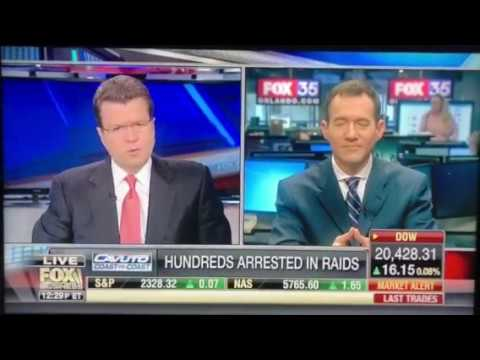 Immigration Attorney John Gihon on Fox Business with Neil Cavuto