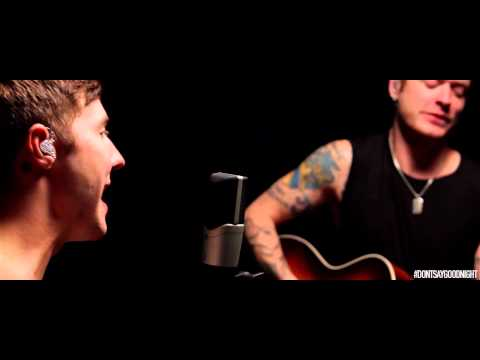 Hot Chelle Rae - Don't Say Goodnight (Acoustic)