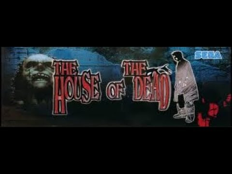 House of the Dead 1996 Arcade from Sega