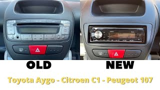 How To Change The CD Player in…