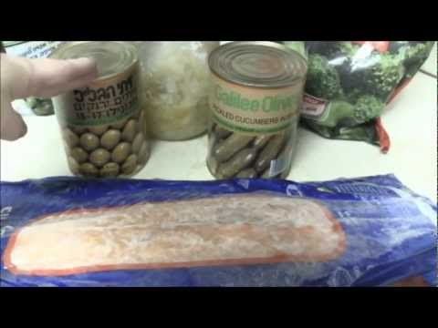 Atkins Induction Diet Food Haul - What I Eat