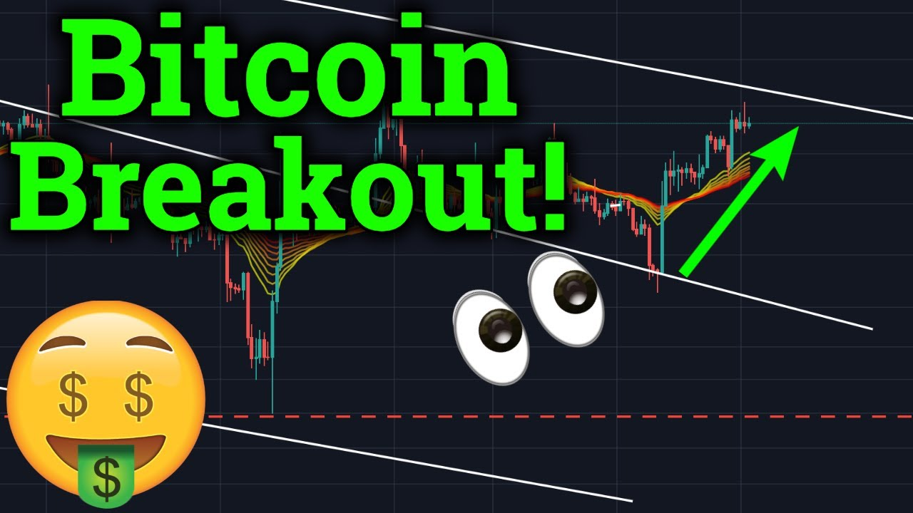 Bitcoin Breakout! Altcoins! Apple Cryptocurrency Adoption? (BTC News Today, Price Analysis, Trading)