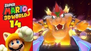 King Koopa's Wild Ride: Super Mario 3D World - Part #14