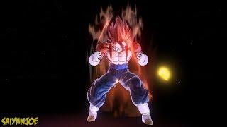 Vegito Transformations SSJ 1-2-3-4-SSG-SSB-SSBK10-Ultra Instinct | Dragon Ball Xenoverse 2