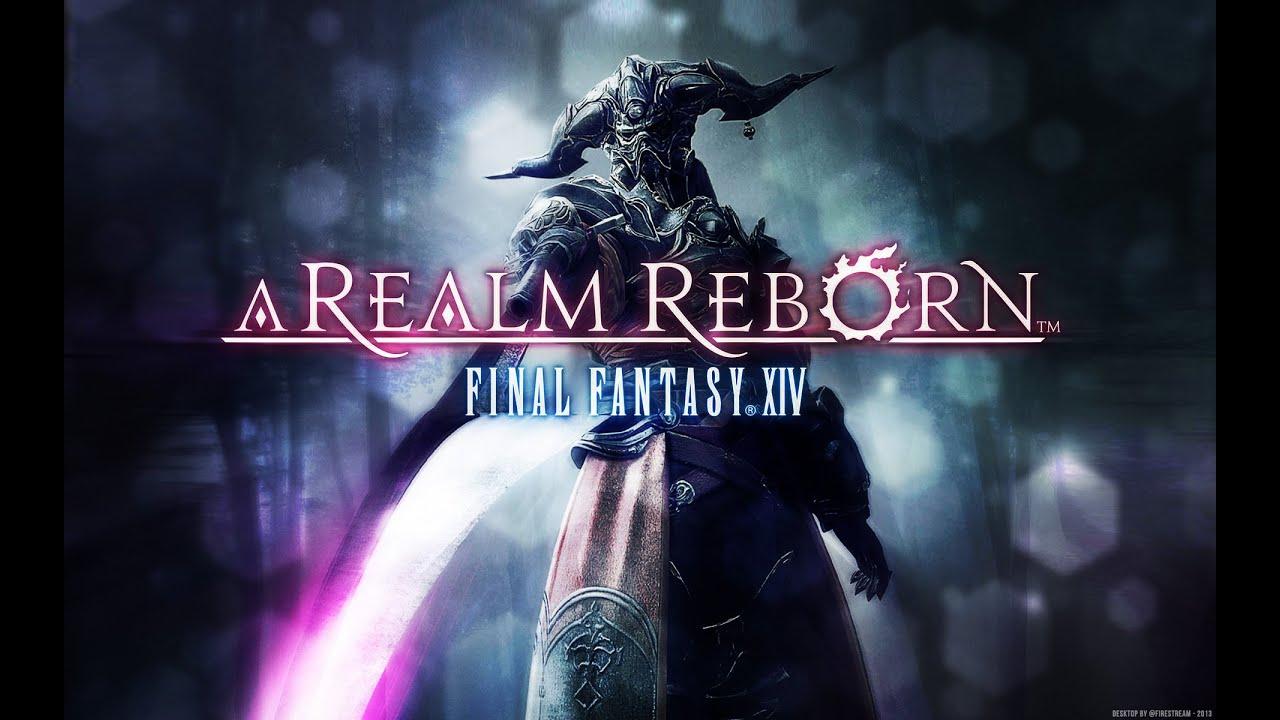 final fantasy 14 a realm reborn 1 les métiers et classes youtube