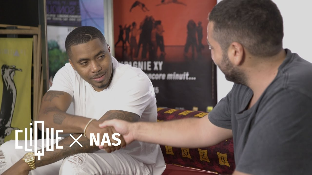 Nas Speaks On Surviving Through Different Rap Eras!