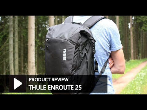 Review Thule EnRoute 25 Camera Rugzak