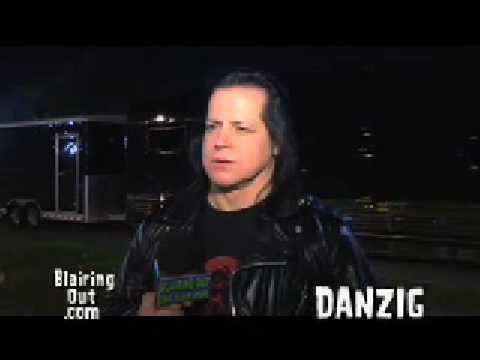 Glenn Danzig talks about Jesus Christ and Hitler with Eric Blair 09