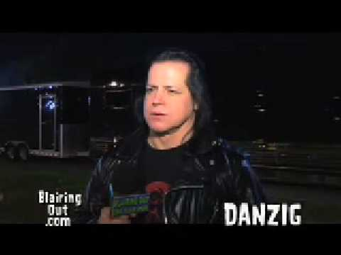 Glenn Danzig talks about Jesus Christ and Hitler with Eric Blair 09