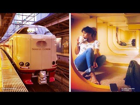 Почему японские поезда так удивляют туристов