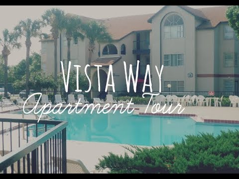 Vista Way Apartment Tour Disney College Program