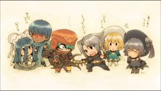 .hack//G.U. - Extended OST 4½ Hours - Gentle Hands