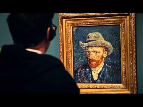 Step into Van Gogh