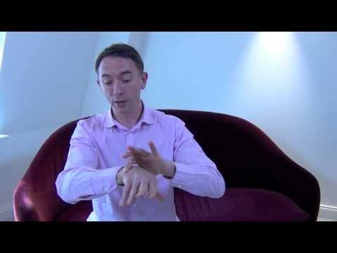 arthrite du poignet