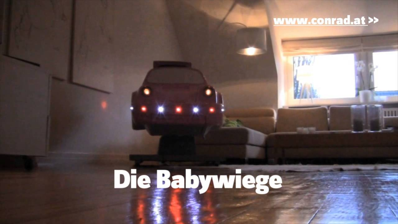 die ultimative babywiege - youtube