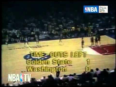Directos diferidos - Golden State Warriors, NBA Champions 1975