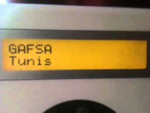 Radio Gafsa -  12C TUNIS DAB+