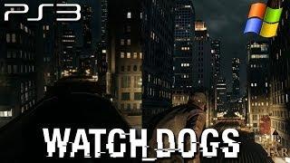 Watch Dogs Graphics Comparison PS3 Vs. PC