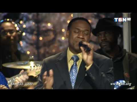 Gospel Silent Night - Jimmy Fisher & Contagious Praise On TBN