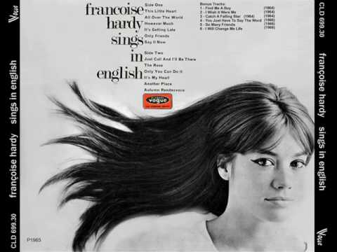 Francois Hardy - Sings in English
